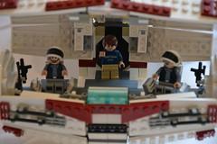 Brickpirate was here too! (Veynom) Tags: starwars lego cr90 tantiveiv corelliancorvette brickpirate