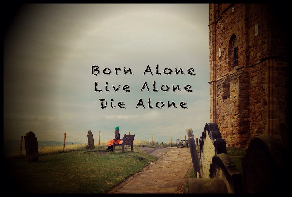 The Worlds Best Photos Of Alone And Die Flickr Hive Mind