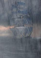 Adelaide Sails Through Storm (johnmm3) Tags: england en composite scarf ships navy australia riverwear national adelaide cuttysark british merchant tallships clipper carrick sailingships sunderland herritage shipbuilding 1864 classicships theoldest cityofadelaideclipper hmscarrick williampile sscityofadelaide adelaideclipper cityofadelaide1864 adelaidecarrick
