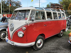VW T1 Samba - Recklinghausen_0237_2013-10-26 (linie305) Tags: auto bus classic cars car vw vintage germany deutschland automobile samba vehicles oldtimer autos van ruhrgebiet t1 recklinghausen automobil kleinbus oldtimermarkt sambabus klassisch worldcars vestlandhalle saatbruch