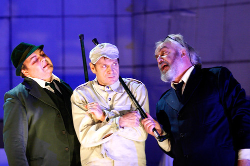 Wozzeck to be broadcast by BBC Radio 3 on Monday 2 December 2013