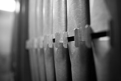 Pipes (275/365) (scott_scheetz) Tags: bw indiana organ indianauniversity iu bloomingtonindiana in holtkamp project365 jacobsschoolofmusic canon5dmark1 canonef24mmf14liiusm jsom 3652013 adobelightroom43 365the2013edition