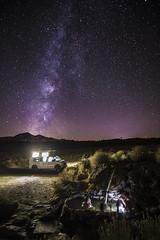 Hot Spring Van Life (JDreier1) Tags: california landscape galaxy mammoth hotspring milkyway vanlife vision:sunset=0657 vision:dark=0881 vision:outdoor=0883 vision:sky=0958 vision:clouds=0925