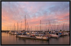 Sun has set over Deception Bay_02= (Sheba_Also) Tags: sun set bay over deception has