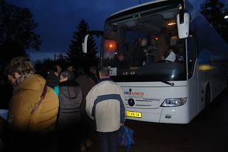 Bus van Betuwe Express