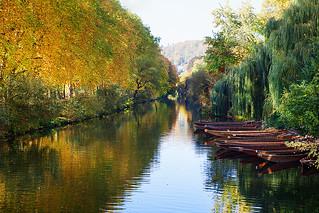 autumn in tubinga