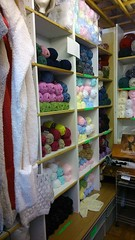 Y for Yarn (Sue_Hutton) Tags: market ashbydelazouch wools woolshop t189522013 yforyarn