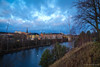 Södertälje kanal (T_Higginz) Tags: cityscape chanal sodertalje sonyrx100