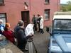 Arthur escorts Patrick and Louise - Wake Wood (P1020625b) (avalard) Tags: ireland actors crew northernireland landrover behindthescenes donegal filmlocation horrorfilm fermanagh republicofireland hammerfilms pettigo hammerhorror evabirthistle wakewood timothyspall fantasticfilms aidangillen irishcinema