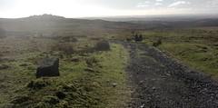 Little Mis Tor Miltary Track Dartmoor (Bridgemarker Tim) Tags: army military tracks kings paths dartmoor tors littlemis