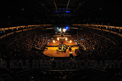 Professional Bull Riders Duluth Invitational @ Gwinnett Arena (Kyle Hess Photography) Tags: kyle fire photography nikon stadium d sigma center bull fisheye professional arena pbr duluth 15mm f28 invitational hess riders gwinnett d3s