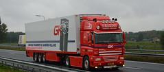 NL - Geranco DACF CF 85 SSC (BonsaiTruck) Tags: camion trucks cf daf lorries lkw geranco