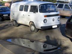 Volkswagen Type 2 211 Combi 1600 1992 (RL GNZLZ) Tags: van minivan type2 cargovan vwkombi volkswagent2 braziliancars vw211