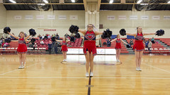 DJT_4536 (David J. Thomas) Tags: sports basketball athletics cheerleaders lions arkansas halftime amc scots naia batesville lyoncollege freedhardemanuniversity americanmidwestconference