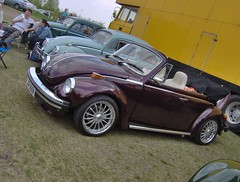 Chasewater Car Show 2011 (ukdaykev) Tags: show car vw volkswagen classiccar cab beetle convertible karmann chasewater 2011 jgr950n