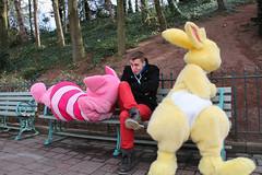 Disneyland Paris - february 2014 - 0066 (Snyers Bert) Tags: park parque paris france rabbit thomas euro disneyland familie disney resort coco fantasy land frankrijk piglet vrienden parc lapin parijs fantasyland disneylandparis dlp mensen plaatsen peeters dlrp knorretje marnelavallee porcinet thomaspeeters