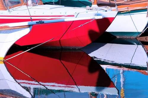 seattle reflection lakeunion 4thofjuly cwb slu woodenboats centerforwoodenboats southlakeunion