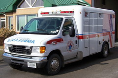 Leeds Grenville EMS 4426 Ford Paramedic ambulance Brockville, Ontario Canada 03082009 ©Ian A. McCord (ocrr4204) Tags: ontario canada ford kodak 911 ambulance medical vehicle pointandshoot parked mccord brockville emergency paramedic ems lightbar z740 véhicule eseries emergencymedicalservice 4426 ianmccord ianamccord leedsgrenvilleems