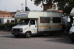 FIAT DUCATO MAXI (Il diabolico coupe) Tags: italy italia fiat diesel camper motorhome elnagh clipper furgone fiatducato ducato turbod ducato18 ducatomaxi