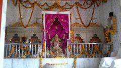Bhathiji Maharaj temple (Gujarat Tourist Guide) Tags: kheda bhathijifagvel fagvel