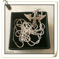 #phoenix #silver #925 #30secondstomars #thirtysecondstomars #mithra #necklace #eBay #handmademychumlay #marsart #beautiful #art #silverart #me #echelon #lovemars #like #igers #instagood #pictureoftheday (ullis832013) Tags: art me phoenix beautiful silver square necklace ebay like squareformat pictureoftheday 925 mithra echelon 30secondstomars 30stm thirtysecondstomars silverart marsart iphoneography igers instagramapp instagood lovemars handmademychumlay silvermade