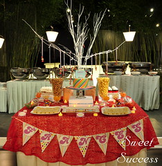 Candy Crush Dessert Bar (sweetsuccess888) Tags: cookies cake cupcakes candy desserts popcorn chocolateballs candycrush dessertbar sweetsuccess designercookies eventstyling
