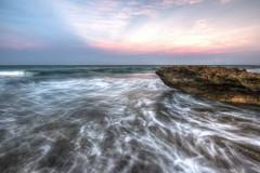 Coral Cove Park (James T Johnson) Tags: ocean motion beach coral rock landscape waves slow florida shutter limestone
