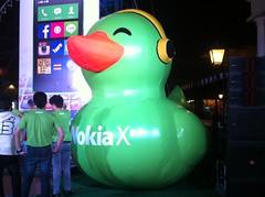 Nokia X branding