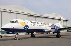 Westair Europe Bae ATP-F SE-LNX (IOM Aviation Photography) Tags: europe bae atpf westair selnx
