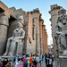 Ramses II and The Colonnade of Amenophis III