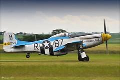 P-51 Louisiana Kid (Hansmannn) Tags: kid mas louisiana airshow mustang p51 northamerican rb7 roudnice mas2015 473254