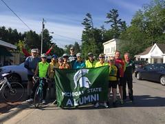 Photo representing Pedaling the Peninsulas Bike Tour, June 2015