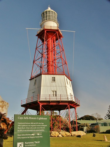 Cape Jaffa Historic Lighthouse Kingston, South Australia