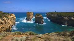 Outlook Great Ocean Road (RP Major) Tags: ocean sea seascape nokia australia victoria cliffs 1020 pureview