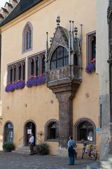 Regensburg - Altes Rathaus (CocoChantre) Tags: altesrathaus bayern deutschland erker europa landschaft rathaus regensburg welt de