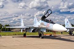 RF-95003 (4) (Shnipper) Tags: russianairforce sukhoi su30sm flanker tsyupka shnipper spotting aircraft jet fighter airplane pentax k7 pentax18135 rf95003 армия2015