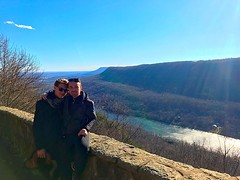 top of the Signal Mountain (#KPbIM) Tags: 2016 winter december travel vacation trip tennessee chattanooga scenery nature dima daniel joe