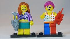 Unique Firendships Brick Yourself Custom Lego Figures