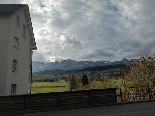 Vorarlbergerstraße, Schaanwald