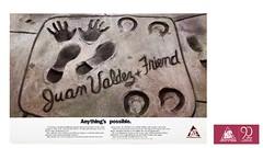 90AñosFNC | Juan Valdez (Federación Nacional de Cafeteros) Tags: juan valdez representante icono historia promoción publicidad cafédecolombia café cafeteros calidad mundial nacional internacional