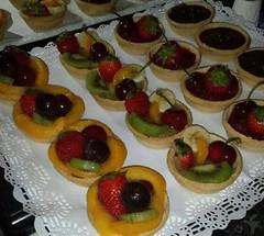 ميني تارتوليت بشكل جميل (lalabahiya) Tags: تارتوليت حلويات وشهيوات شهيوات ميني بشكل جميل