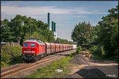 DBC 232 230, Duisburg Wanheim (LokLife) Tags: db 232 230 duisburg wannheim