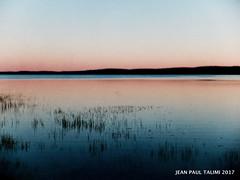 Jour couchant landais (JEAN PAUL TALIMI) Tags: biscarrosse talimi horizon texture france landes bleue reflets lac rouge campagne coucherdesoleil coucher lignes lumieres aquitaine plage eau