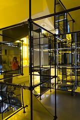 Mirror, mirror...(Explored) (- ckS -) Tags: mirror selfie geometry museum technischesammlung