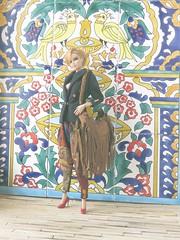 "Marianne's Commission Part 6 - The ""Saroo"" Bag (KoTori Couture) Tags: kotori commission"