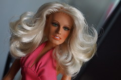 Mego Farrah Fawcett ReRoot (AnthoBuzz15) Tags: mego doll farrah fawcett charlies angels charliesangels fashion 70s