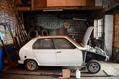 DSC_9915 (azu250) Tags: reims beurs oldtimer classic car show france citroen visa chrono