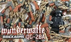 Wunderwaffe DG-2BA (BrickArms) Tags: wonderwaffe dg2 ba brickarms lego zombies