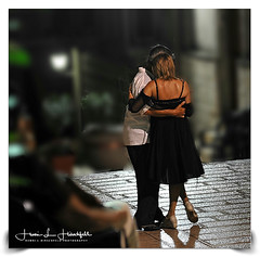 """""""Dancing in the Rain"""" (""""SnapDecisions"""" photography) Tags: oria puglia italy dancing romance evening nikon d700 hirschfeld"""