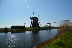 Windmill near Abcoude, ' t Hoog en Groenland, anno 1680 (eelke seepma) Tags: 1680 thoogengroenland sigma1020mm d7100 nikon utrecht netherlands dutch amsterdam abcoude molen mill